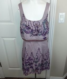 Free People Lined Sleeveless Dress Size 4